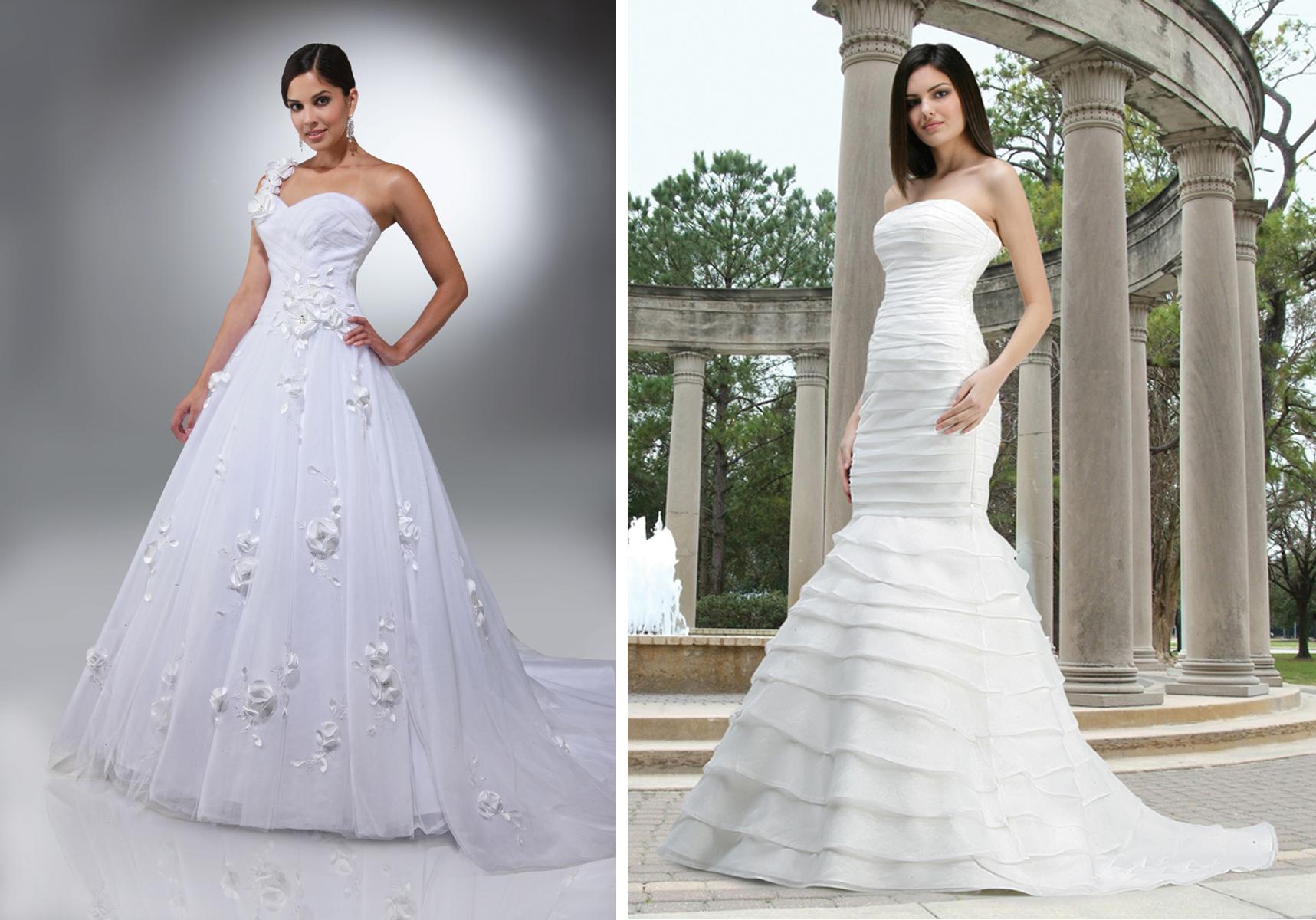 Tips For Stressless Wedding Dress Ping